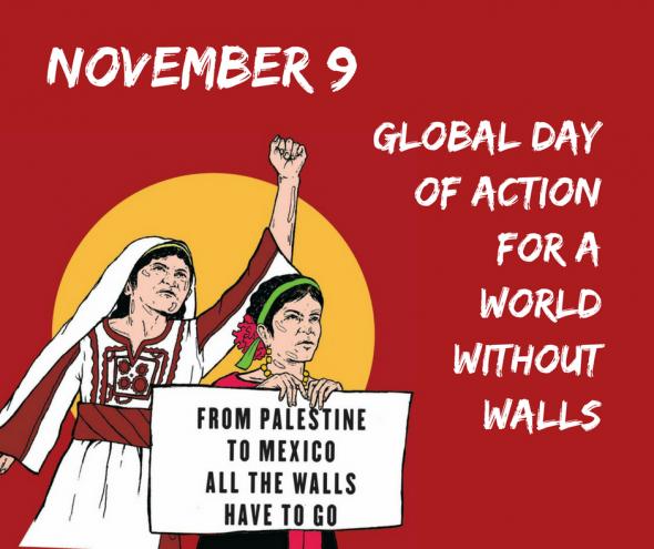 Enlace permanente a:Día Mundial de Acción por un Mundo Sin Muros